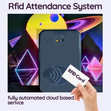 Rfid attendance device eduhorizon